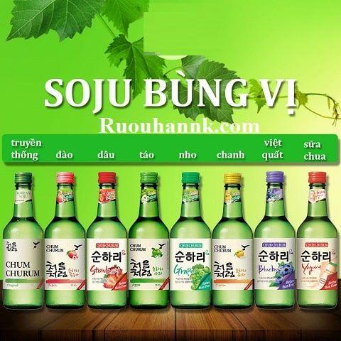 Rượu soju Hải Dương Hưng Yên được bán ở đâu?