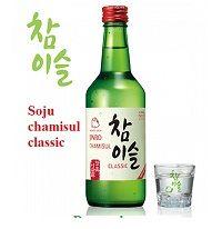 Rượu Soju chamisul Classic