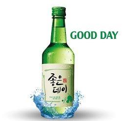 Rượu soju Good day
