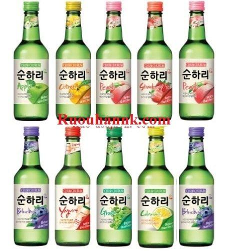 Rượu soju Quảng Ninh, Hải Phòng