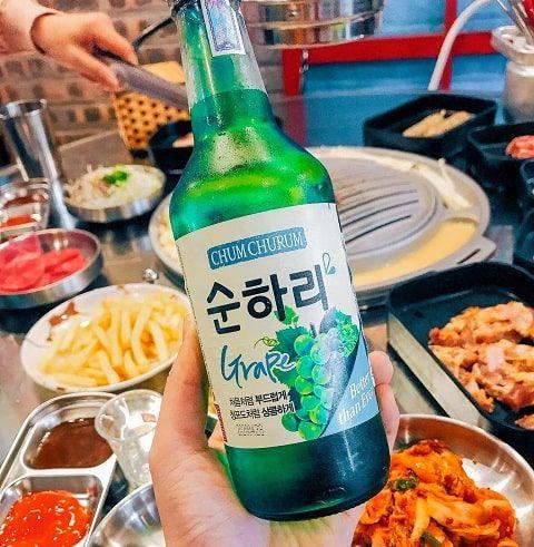Phân phối rượu soju Tuyên Quang, Yên Bái, Điện Biên
