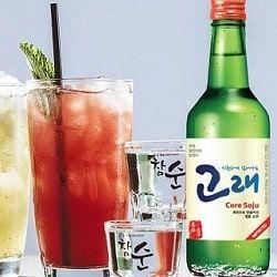 Những Cách Pha Cocktail Rượu Soju Từ Hàn Quốc