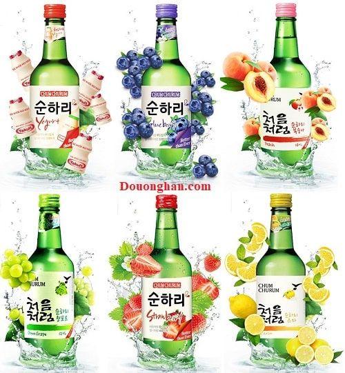 Rượu soju giá sỉ rẻ nhất