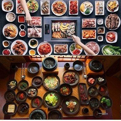 Khám phá ẩm thực Hàn Quốc