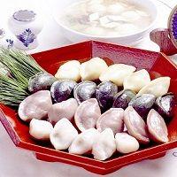 Songpyeon bánh trung thu Hàn Quốc