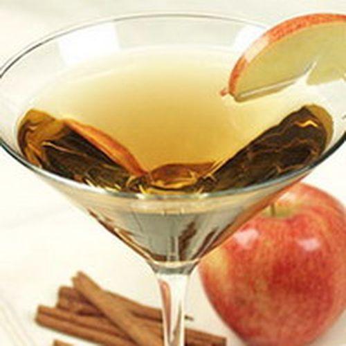 Bạn đã thưởng thức cooktail rượu soju pha chế với nước táo ép?