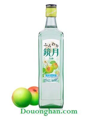 Rượu Funwari Kyougetsu Plum-soju mơ