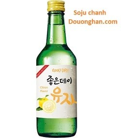 Rượu soju chanh goodday citron