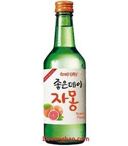Rượu soju cam goodday