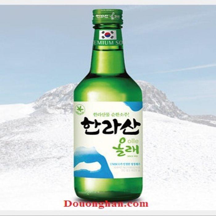 Rượu soju Hallasan