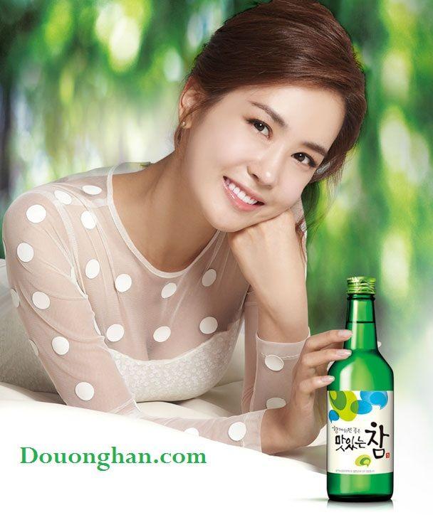 Rượu soju Chamr Hàn Quốc