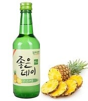 Rượu soju dứa