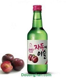 Rượu soju mận thơm ngon