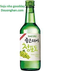 Rượu soju nho goodday