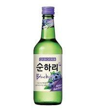 Rượu soju chum churum việt quất