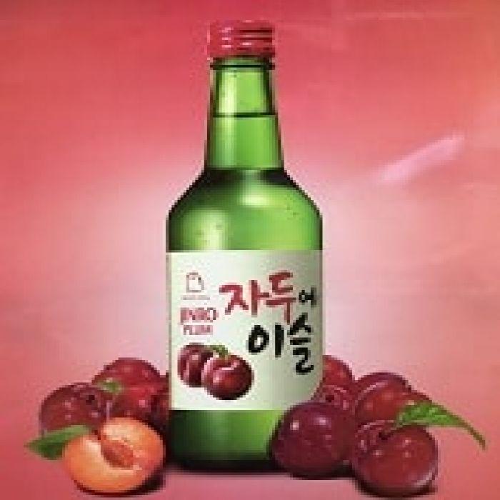 Rượu soju mận