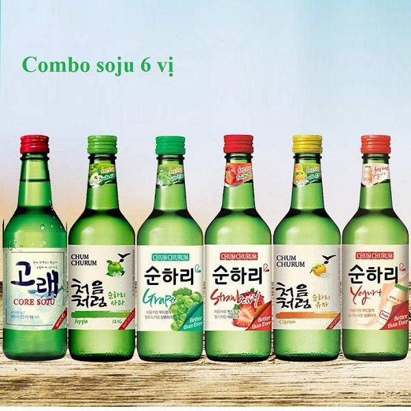 Combo-soju-set-soju-6-chai-min