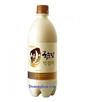 Rượu gạo makgeolli kook soon dang-min